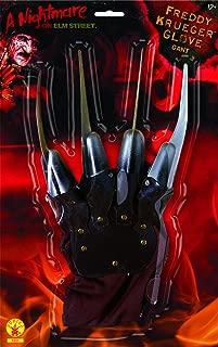 plastic freddy krueger glove