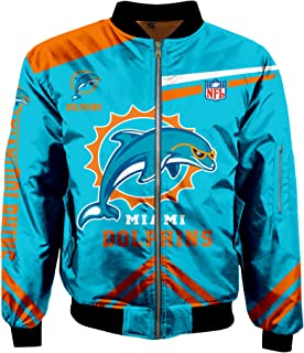 Best miami dolphins winter jacket Reviews