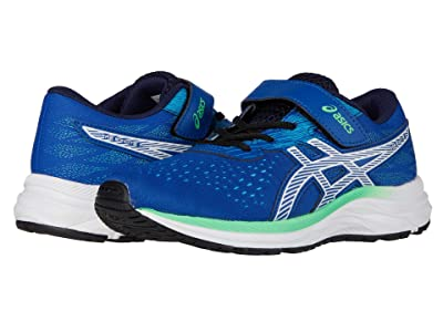 ASICS Kids Pre Excite 7 (Toddler/Little Kid) (Asics Blue/White) Boy