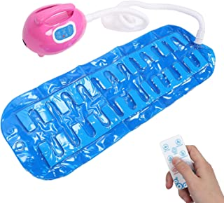 Electric Bathtub Bubble Massage Mat, Adjustable Non-Slip Full Body Bubbling Bath Thermal Massager Machine, Waterproof Tub ...