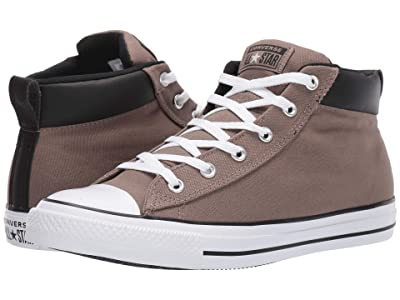 Converse Chuck Taylor All Star Space Explorer Mid (Mason Taupe/White/Black) Shoes