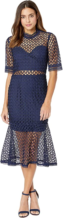 Fiona Mesh Dress