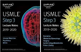 USMLE Step 3 Lecture Notes 2019-2020: 2-Book Set (USMLE Prep)