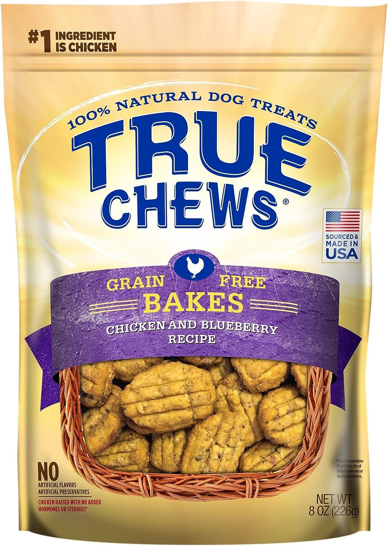 True Limited price Chews Premium Popular brand Bakes - Chicken oz Blueberry 8