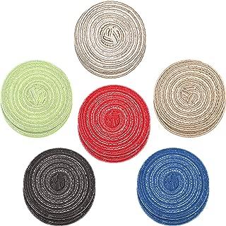 Best round woven mat Reviews
