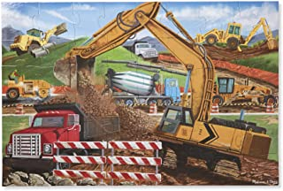Melissa & Doug Building Site Floor Puzzle - 48 Pieces