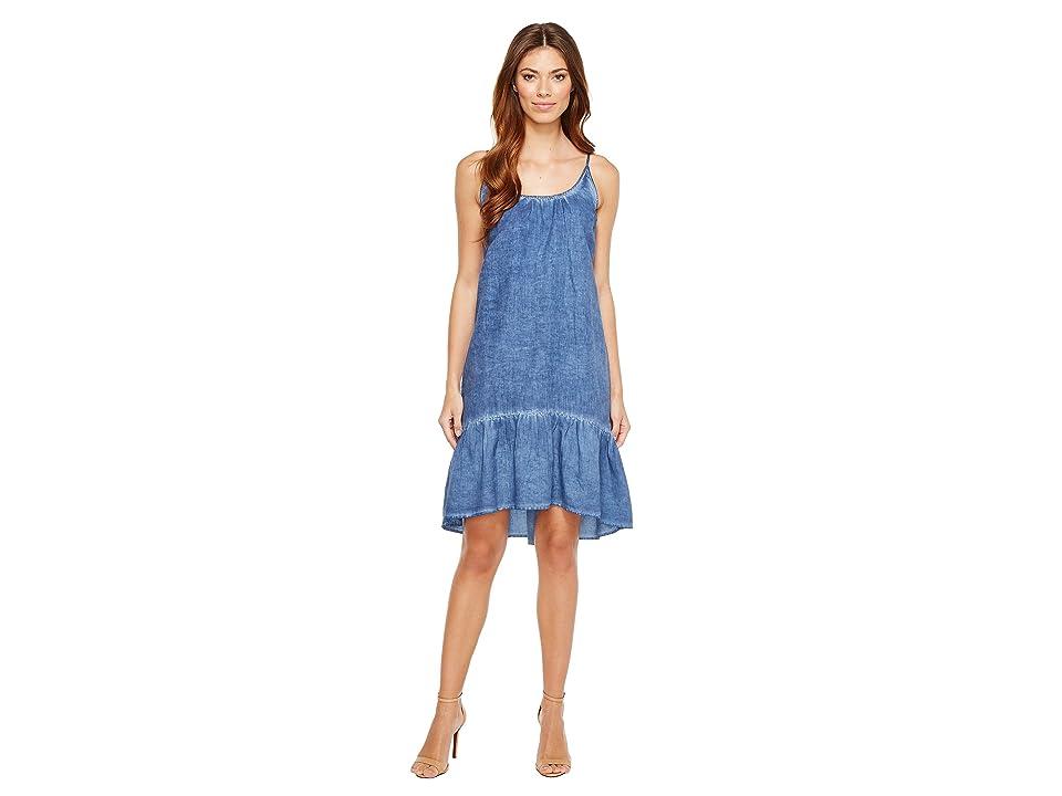 Lilla P Peplum Dress (River) Women