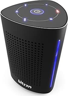 Wireless Bluetooth Laptop Speaker 36 Watts - Vibration Portable Speaker with Super Enhanced Bass - Powerful Extra Bass Vibrating Speaker for Computer, iPhone, Android