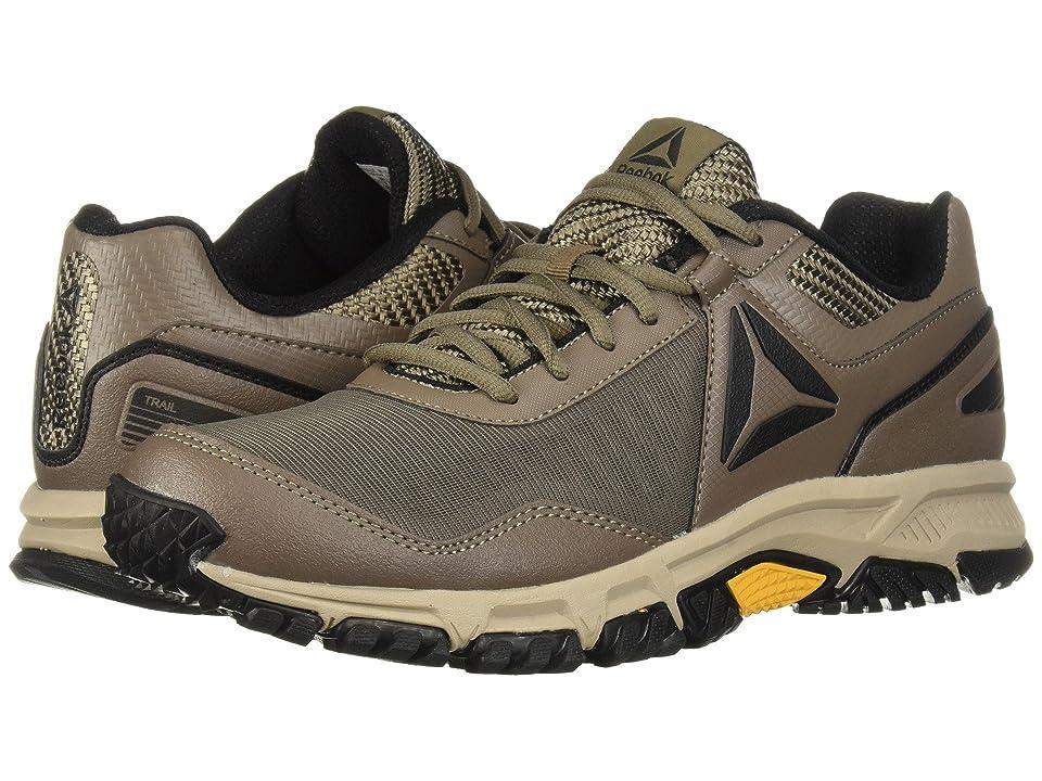 Reebok Ridgerider Trail 3.0 (Trek Grey/Khaki/Coal/Ash Grey/Collegiate Gold) Men