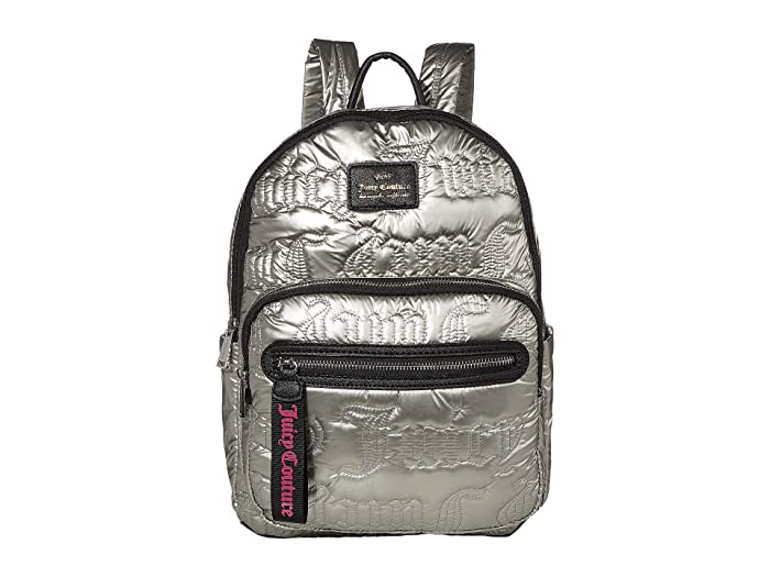 Juicy Couture Gothic Quilting Backpack