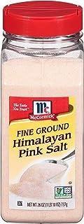 McCormick Fine Ground Himalayan Pink Salt, 26 oz