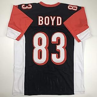 Unsigned Tyler Boyd Cincinnati Black Custom Stitched Football Jersey Size Men`s XL New No Brands/Logos