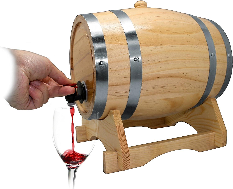 Vin Bouquet Barril de Cerveza - 5000 ml: Amazon.es ...