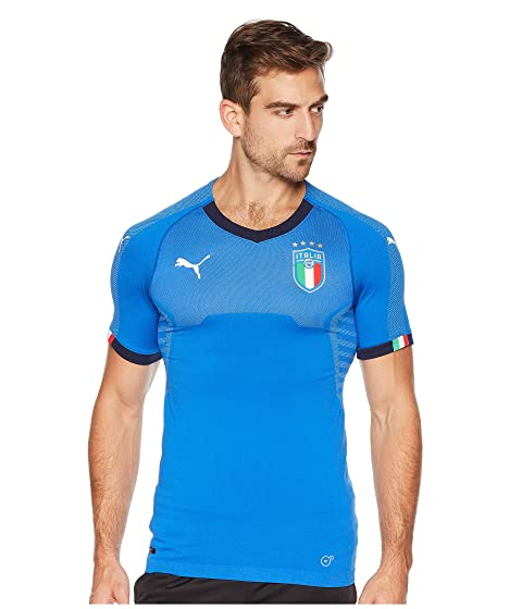 PUMA FIGC Italia Home Shirt Authentic evoKNIT at 6pm 0ee8aaff1