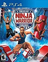 american ninja warrior challenge ps4