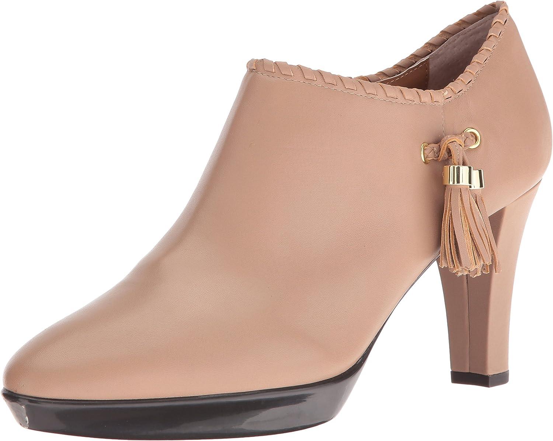J.Renee Womens Paquita Ankle Bootie
