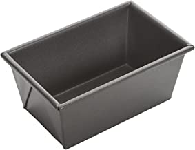 MASTERPRO MPHB41 Loaf Bakeware Pan, Carbon Steel/Black