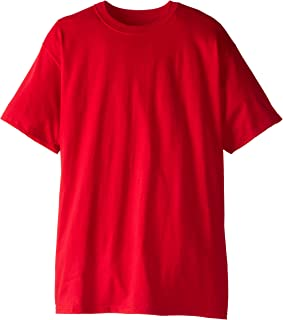 Men's Size Tall Short-Sleeve Beefy T-Shirt (Pack of Two)