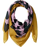Kate Spade New York - Heart Strings Square Scarf