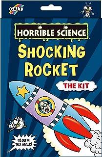 Galt Horrible Science - Shocking Rocket,Science Kit