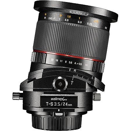 Walimex Pro 24mm 1 3 5 Csc Tilt Shift Objektiv Für Kamera