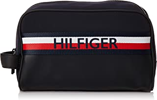 Tommy Hilfiger Urban Mix Wash Bag, Blue, AM0AM05675