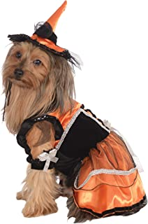 Rubies Orange Witch Pet Costume
