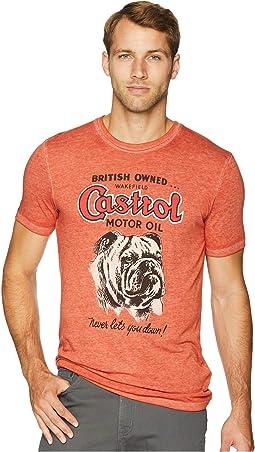 Castrol Bulldog Tee