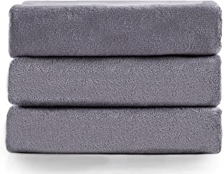 JML Microfiber Bath Towels, Bath Towel 3 Pack(27
