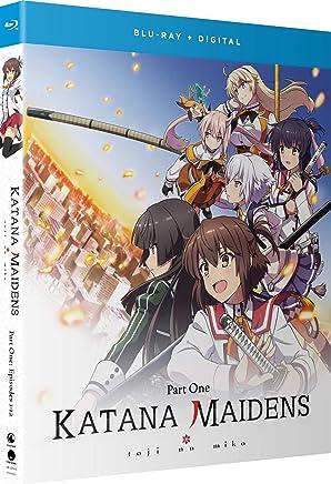 Katana Maidens Toji No Miko Part 1 Blu-ray(刀使ノ巫女 とじノみこ パート1 1-12話)