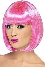 costume pink wig