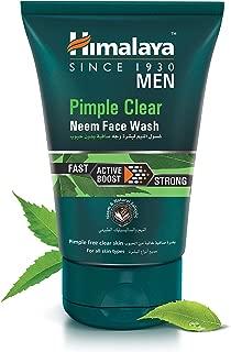 Himalaya Men Pimple Clear Neem Face Wash, 100ml