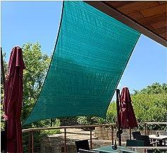 LIXIONG Zonnekap Zeil, Rechthoek UV Blok Luifel, Privacy Shelter Stof Scherm Luifel voor Patio Pergola Tuin Yard Outdoor, ...