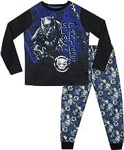 Marvel Boys' Black Panther Pajamas