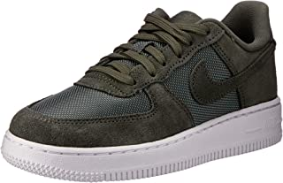 Nike Australia Force 1-1 Boys Trainers, Mineral Spruce/Mineral Spruce-White
