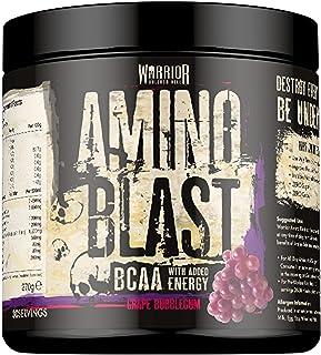 Warrior Amino Blast. Grape Bubblegum - 270G (P33878)