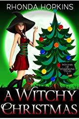 A Witchy Christmas: Witches of Whispering Pines Paranormal Cozy Mysteries Book Kindle Edition