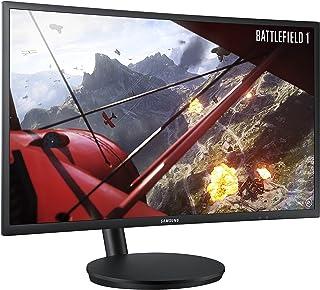 "Samsung C27FG70F, 27"" LED Curved Gaming Monitor, 1920x1080, Black"