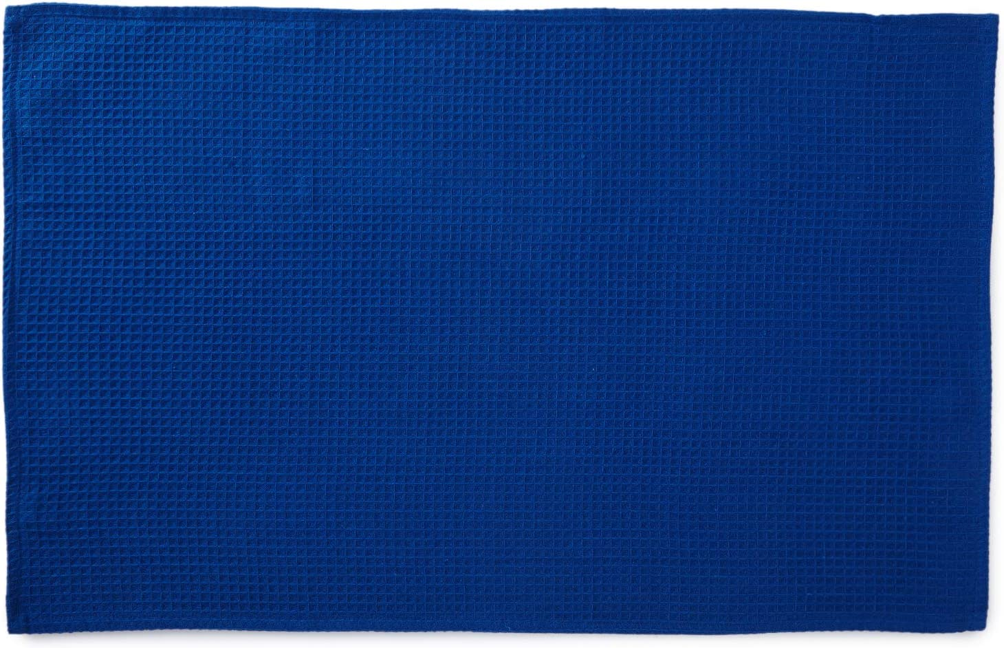 Bleu 4 pc Set Encasa Homes Torchons de Cuisine X-Large 70 x 45 cm Coton /écologique Torchon gaufr/é tr/ès Absorbant pour Le Nettoyage Professionnel et Le s/échage Rapide des Assiettes et des Verres