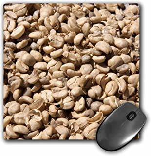 """3dRose Coffee Beans Drying, Agriculture, Costa Rica - SA22 DFR0121 - Mouse Pad, 8 by 8"""" (mp_87164_1)"""