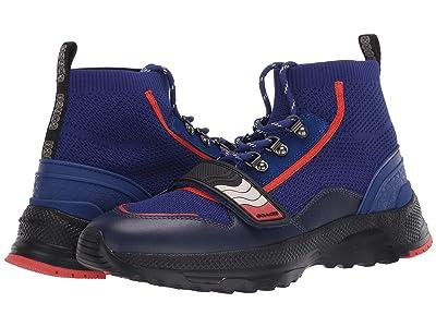 COACH C243 One Strap (Sport Blue/Multi) Men