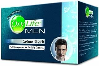 1 X 15gm Oxy Life Men Bleach Cream- Oxygen Power for Healthy Fairness (1 Bottle of 15gm Each)