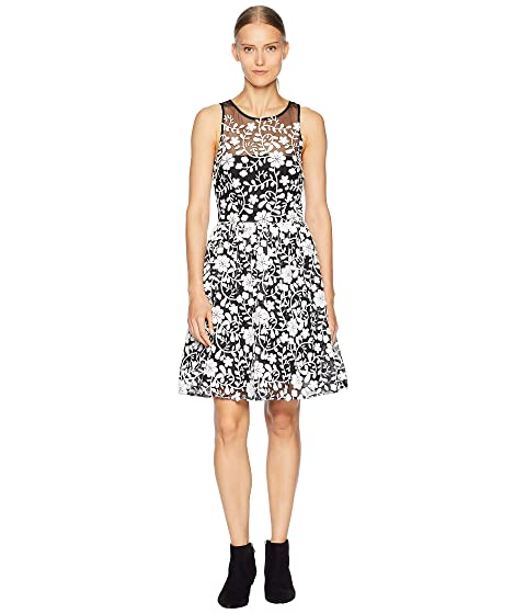 Zac Zac Posen Tops , BLACK/WHITE