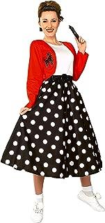 Rubie's Costume Fabulous 50's Polka Dot Sock Hop Girl Costume