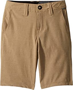 Volcom Kids Frickin SNT Static Shorts (Big Kids)