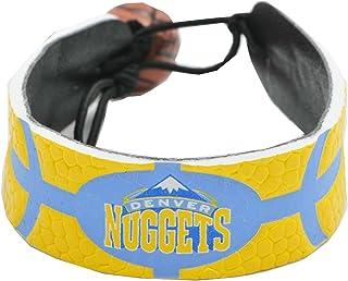 Denver Nuggets Team Color Basketball Bracelet