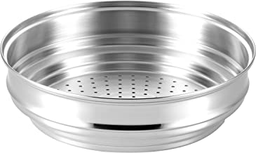 Happycall 3800-1004 Stainless Steel Steamer For Diamond Pans,28Cm