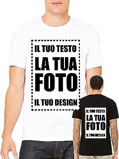 117225601 T-Shirt Regalo per papà Personalizzata Online con Stampante Diretta per  Tessuti (nelle Immagini