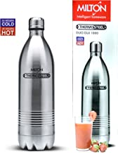 STH Milton Thermosteel Duo DLX Flask Bottle (24hrs Hot & 24hrs Cold) (1000 ML)