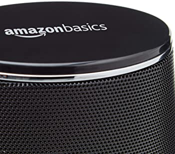 AmazonBasics USB-Powered PC Computer Speakers with Dynamic Sound | Black